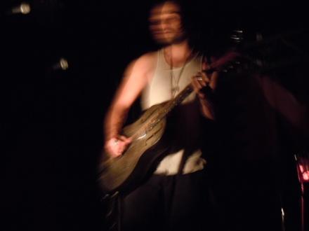Rocco DeLuca au New Morning - 11 juillet 2011